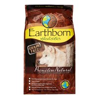 Earthborn Holistic Multi-Protein Primative Natural Adult Dry Dog Food, 28 lb