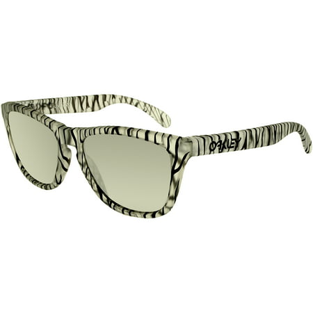 Oakley Frogskins Urban Jungle Collection Sunglasses, OO9013-70 (Oakley Frogskins Klar)