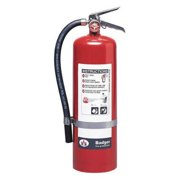 Badger 10 lb. Capacity, Fire Extinguisher, Dry Chemical, B10BC-1