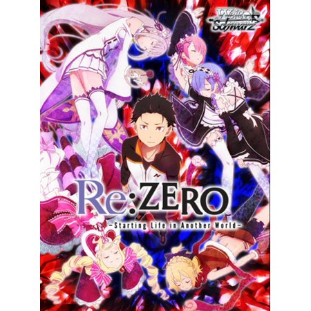 Weiss Schwarz Re: ZERO Starting Life in Another World Trial Deck - The Weiss Life Halloween