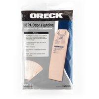 Oreck HEPA Vacuum Cleaner Bags for Lw100 (6-Pack), LWPK6OH