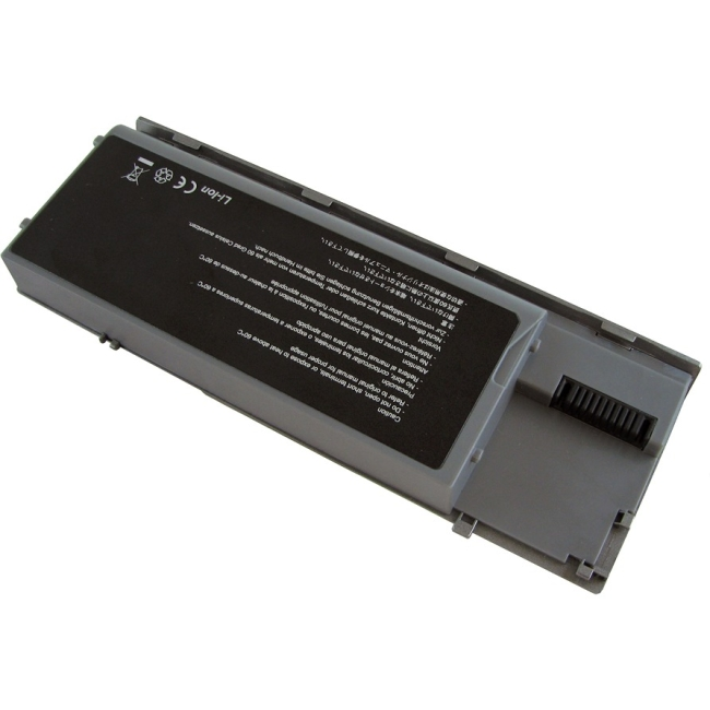 V7 6-Cell Replacement Battery Dell Latitude D620 and D630