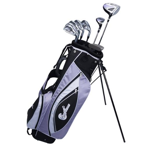 Confidence LADY POWER ll Golf Club Set & Stand Bag by