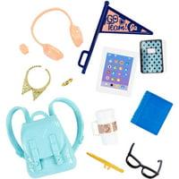 Barbie 12-Piece School Spirit Themed Accessory Fashion Pack