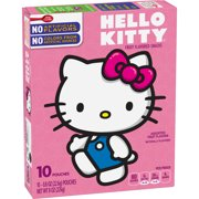 Betty Crocker Fruit Snacks Hello Kitty Snacks 10 Pouches 0.8 oz Each