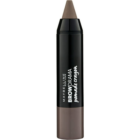 Maybelline Brow Drama Pomade Crayon, Soft Brown