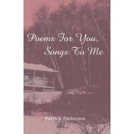Poems for You, Songs to Me - eBook (Halloween Songs And Poems For Preschool)
