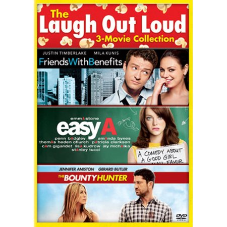 The Bounty Hunter / Easy A / Friends with Benefits (DVD) (Beth The Bounty Hunter)