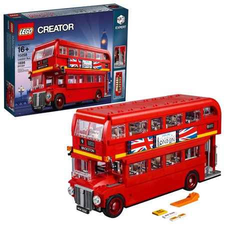 lego creator expert london bus 10258. Black Bedroom Furniture Sets. Home Design Ideas