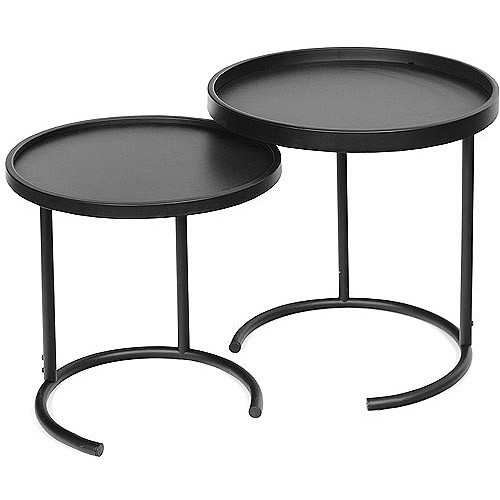 Nesting Tables, Rich Black
