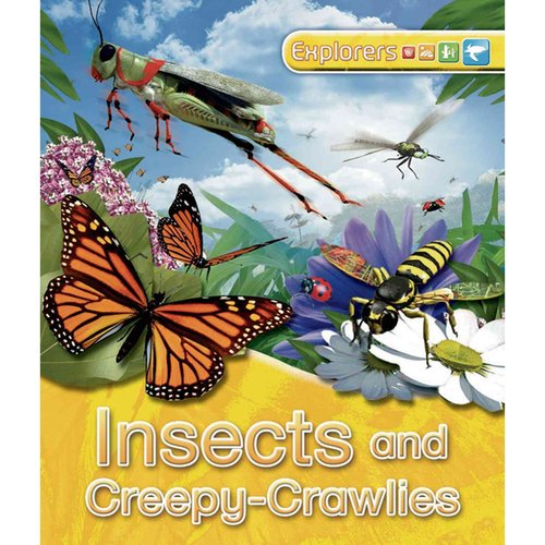 Insects and Creepy-Crawlies