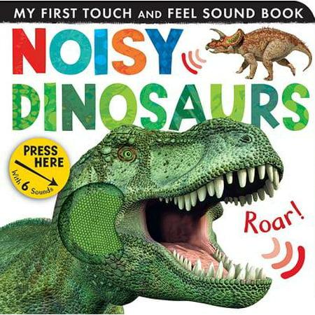 Noisy Dinosaurs (Board Book)](Dinosaur A To Z)