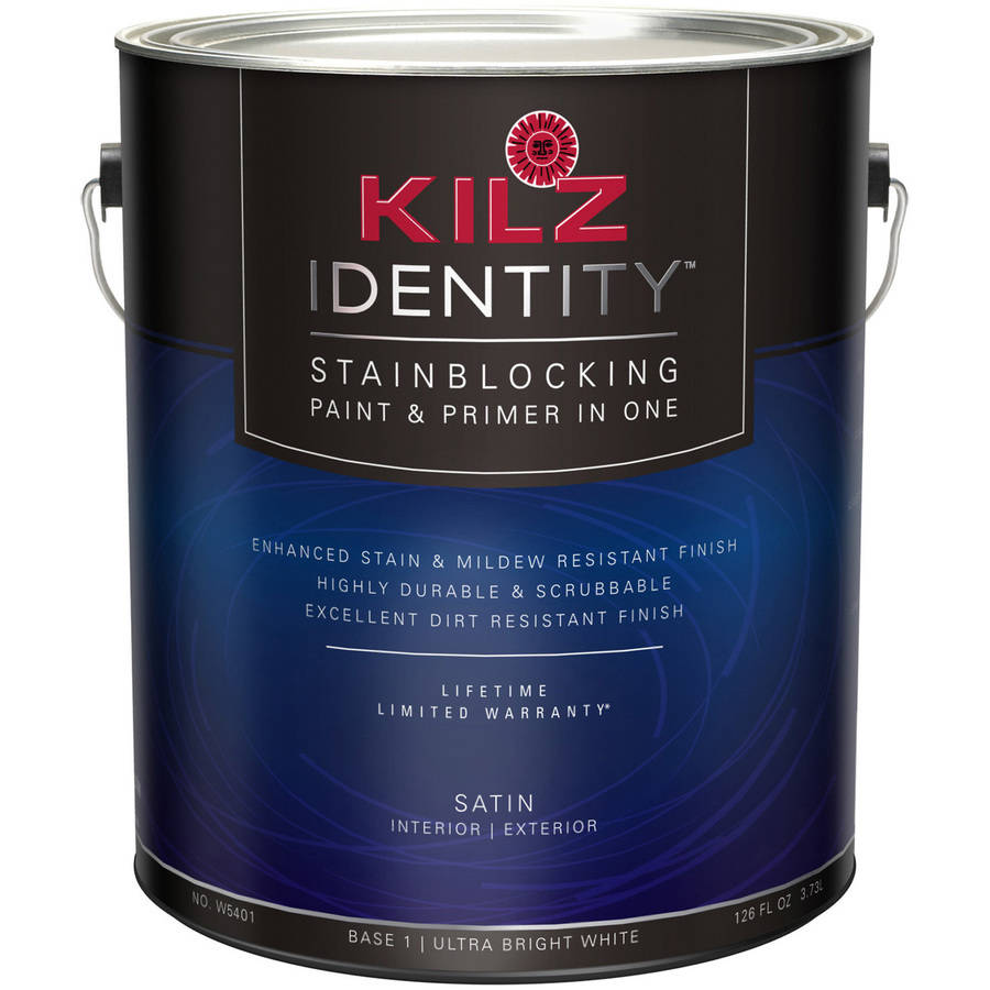 KILZ Identity Satin Base, 2 Gallon