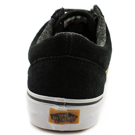High Skateboarding Old Vans Brown Men's Suede Black Skool Mte Shoe Tobacco Ankle 11m b6f7gy