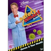 Safety Smart Science With Bill Nye The Science Guy: Germs And Your Health by