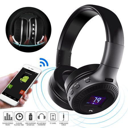 2214b8eb9fb Bluetooth Headphones Fm Radio Android - The Best Merk Headphone