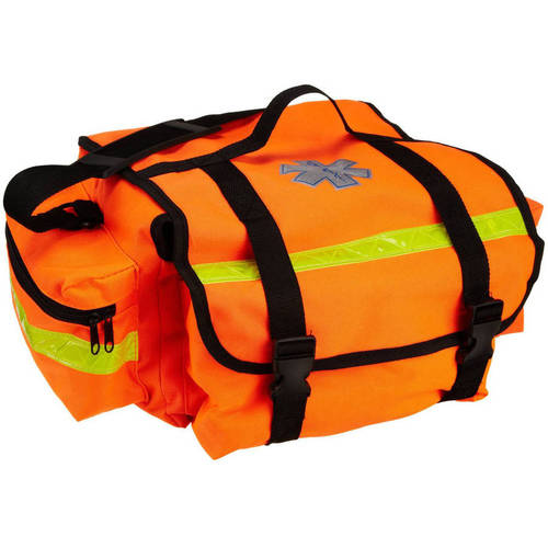 Primacare LC-RO85-R Trauma Bag, Red