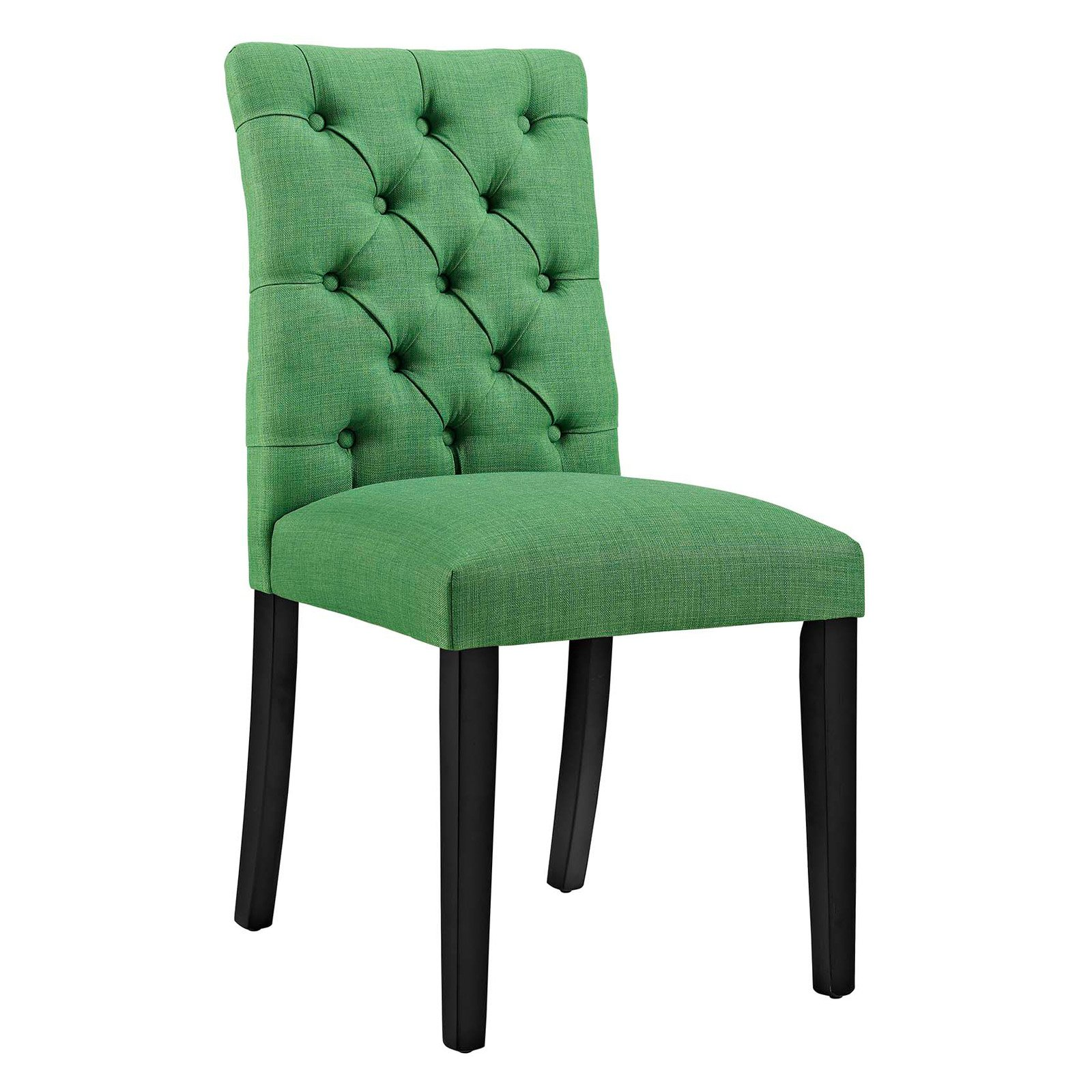 Modway Duchess Upholstered Dining Chair, Multiple Colors