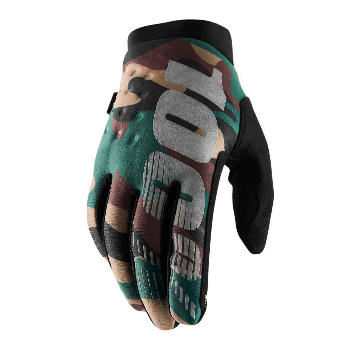 100% Percent BRISKER 100% Glove