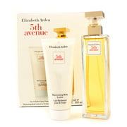 Elizabeth Arden 5th Avenue Coffret: Eau De Parfum Spray 125ml/4.2oz + Moisturizing Body Lotion 100ml/3.3oz For Women