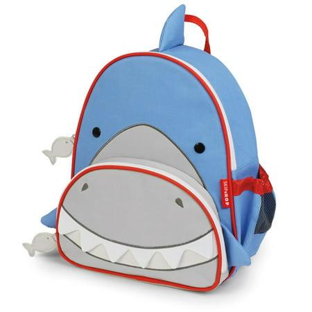 Skip Hop Zoo Little Kid Backpack SHARK ()