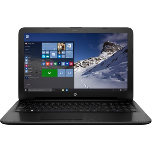 "HP 17-p100 17-P110NR 17.3"" Notebook - AMD A-Series A6-6310 Quad-core (4 Core) 1.80 GHz - Black - 6 GB RAM - 750 GB HDD - DVD-Reader - AMD Radeon R4 Graphics - Windows 10 Home - 1600 x 900"