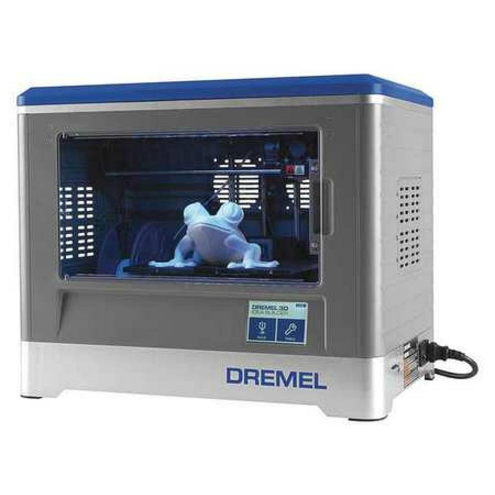DREMEL 3D20-01 Desktop 3D Printer, For Use w/1.75mm PLA