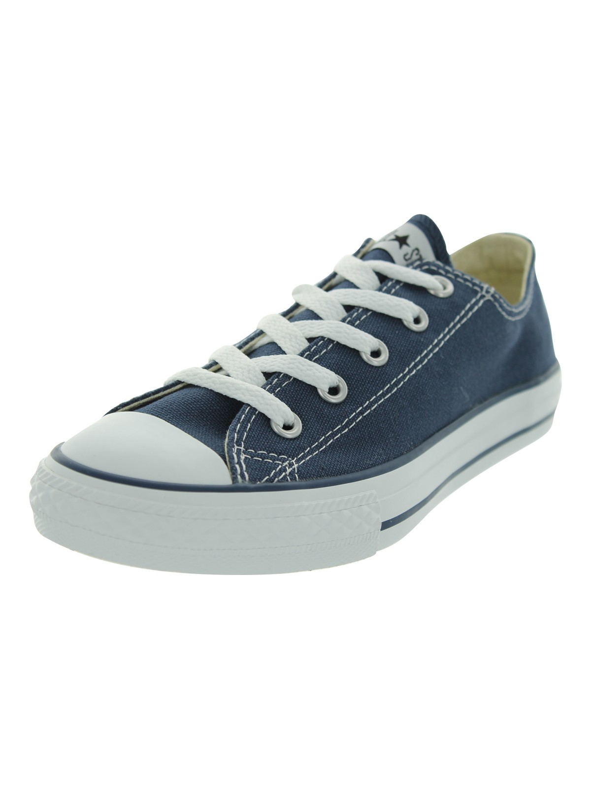Converse 3J237: Kid Chuck Taylor All stars Ox Skate Lifestyle Navy (13.5 M US Little Kid, Navy) by Converse