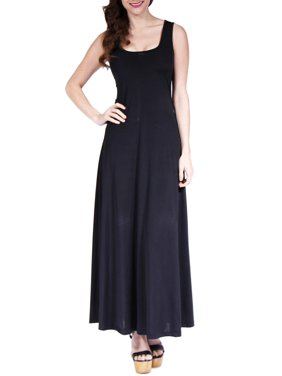 2ecb150a8c Product Image Women's Scoop-Neck Tank Maxi Dress