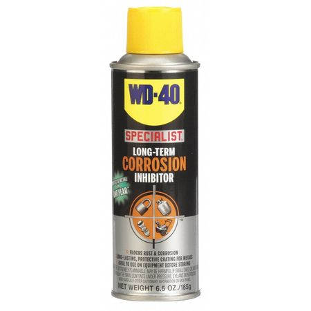 WD-40 SPECIALIST 300035 Rust Inhibitor and Lubricant,6.5 Oz.