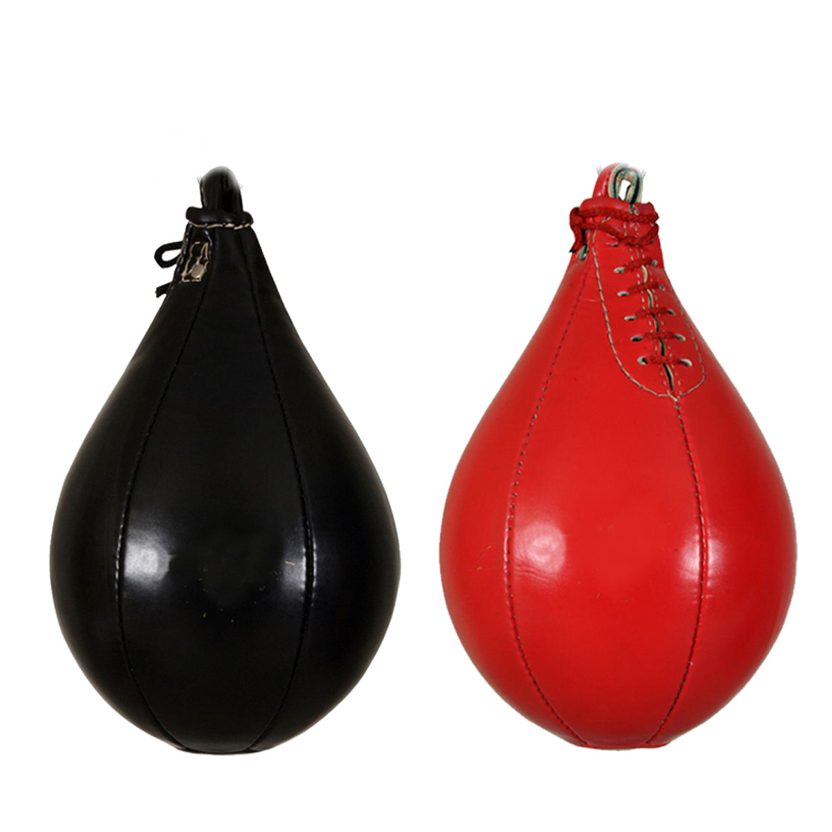 Black Color Inflatable Speed Ball Hanging Boxing Punch Bag Punching Free Combat Training by