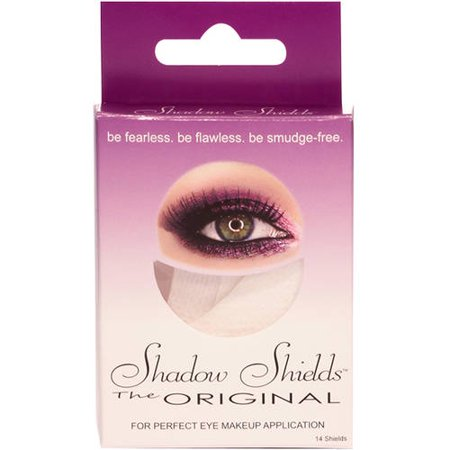 Shadow Shields The Original Eye Shadow Makeup Application Shields, 14 count