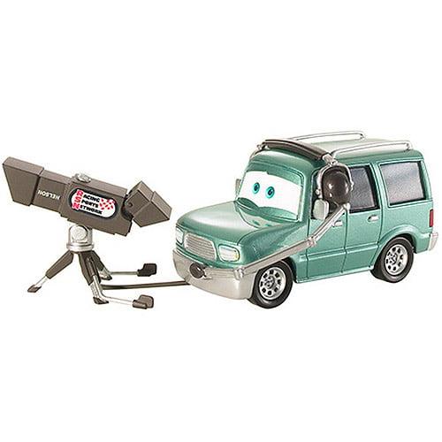 Disney Cars Nelson Blindspot Die-Cast Vehicle