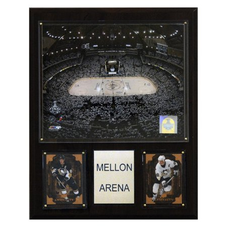 C&I Collectables NHL 12x15 Mellon Arena Arena Plaque