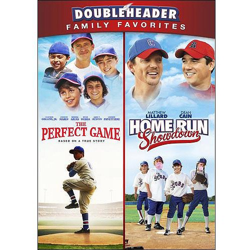 Doubleheader Family Favorites: The Perfect Game / Home Run Showdown (Widescreen)