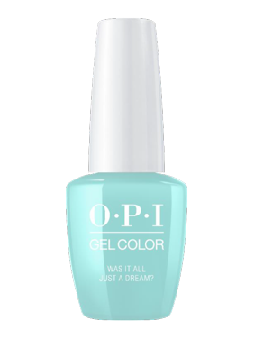 OPI GelColor Gel Nail Polish, Was It All Just A Dream? G44 .5oz/15mL