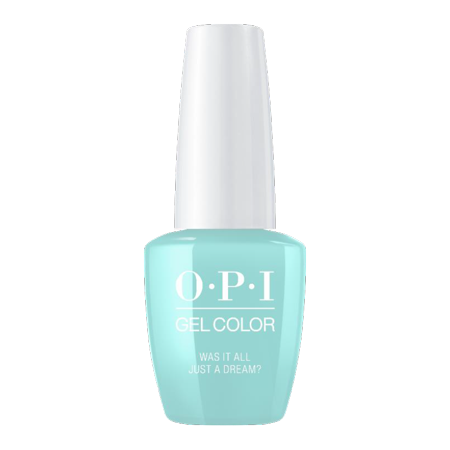 OPI Nails GelColor Gel Color Polish Grease Collection Was It All Just A Dream? G44 .5oz/15mL (Color Dreams)