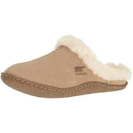 6b0c68746517 SOREL - Sorel 1372901-212   Nakiska WOMEN Slide Slipper INCENSE (8 B(M) US)  - Walmart.com