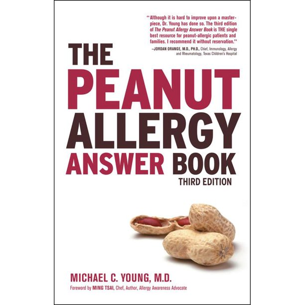 The Peanut Allergy Answer Book (Paperback)