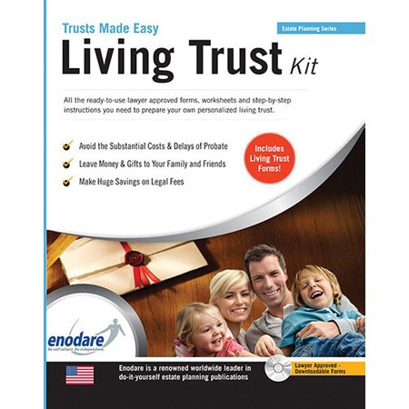 Living trust kit walmart solutioingenieria Gallery