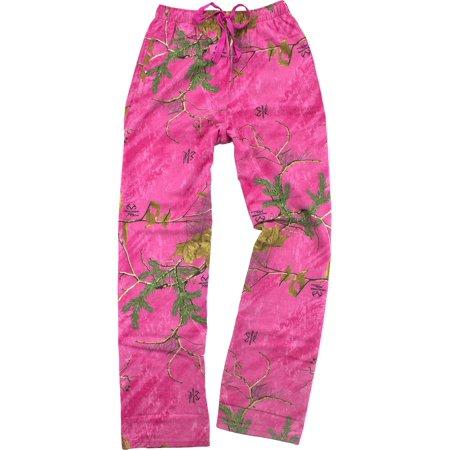 Boxercraft Realtree Camouflage Flannel Pajama Pants (Women's) thumbnail