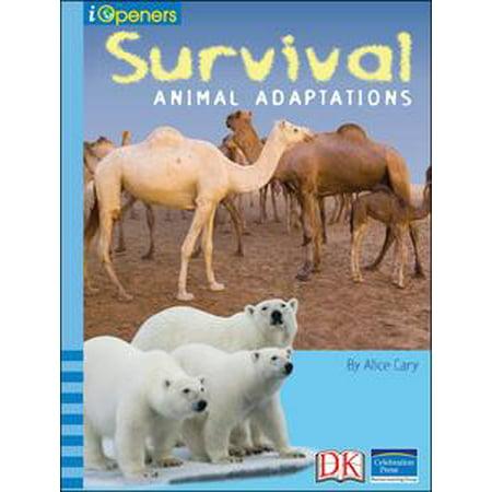 iOpener: Survival: Animal Adaptations - eBook