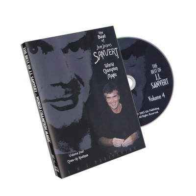 Best of JJ Sanvert Vol. 4 by L & L Publishing - DVD