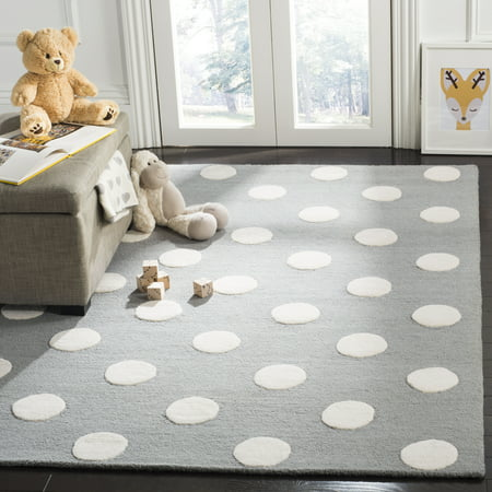 Safavieh Kids Polka Dots Area Rug or Runner