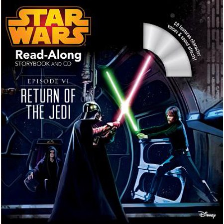 Star Wars: Return of the Jedi Read-Along Storybook and CD ()