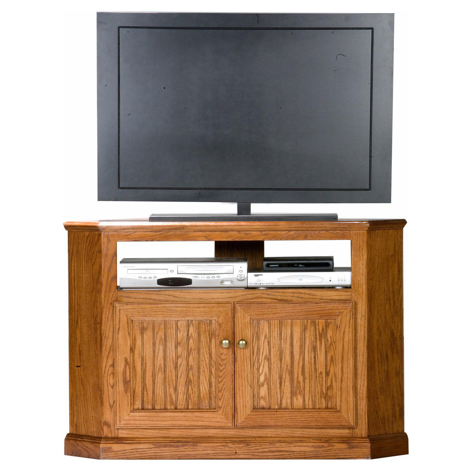 Eagle Furniture Heritage Customizable 46 In Tall Corner Tv Stand