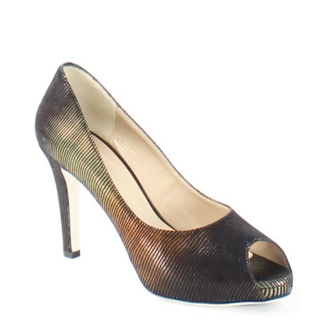 889b9db96af Ron White - Ron White NEW Black Bonnie Shoes 9.5M Ombre Open Toe ...