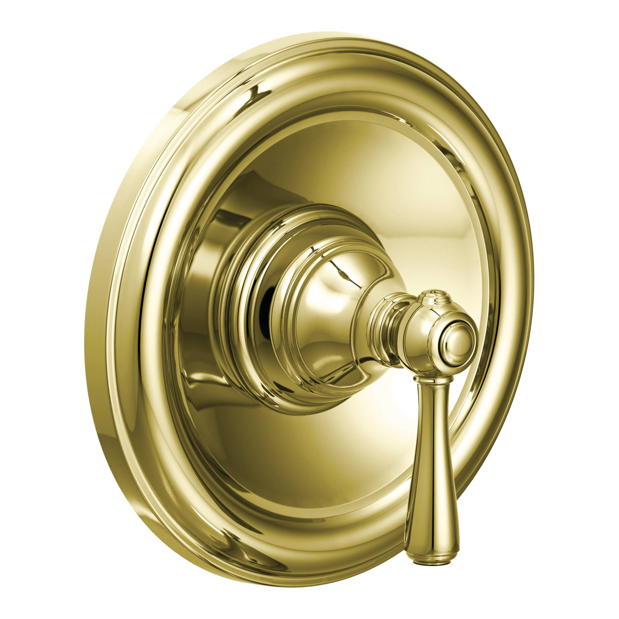 Kingsley Polished Brass Posi-temp(r) Shower Only