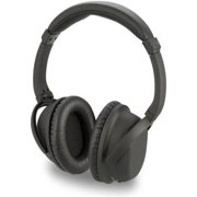 iLive Platinum IAHP86B Bluetooth Noise-Canceling Headphones with Microphone & Auxiliary Input