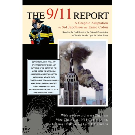 The 9/11 Report : A Graphic Adaptation (The 9 11 Report A Graphic Adaptation)
